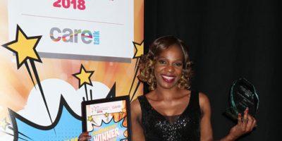 Florance wins Support Worker award