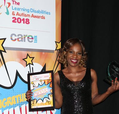 Florance wins Support Worker award