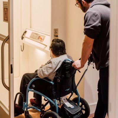 Elderly Care Support Worker