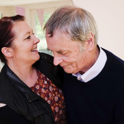 Dementia support group gives John a boost