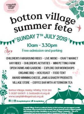 botton village summer fete