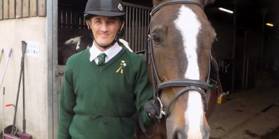 RDA National Championship success for Ian