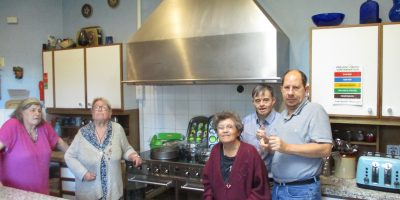 Pyrex donation for Delrow Community