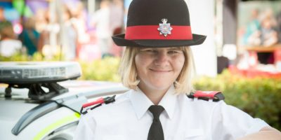 Gloucestershire's new police cadets