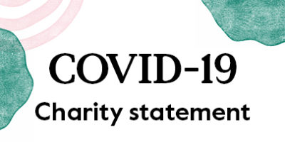 COVID-19 Charity statement