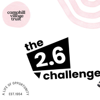 Save the UK's charities & join the 2.6 Challenge!