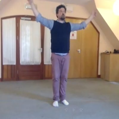 Eurythmy with Bogdan