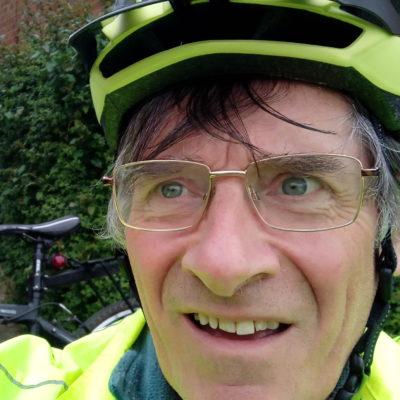 David's 2.6 cycling challenge