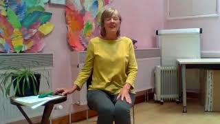 Armchair exercises with Sue