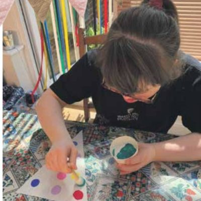 Get 'bunting' for Camphill Village Trust