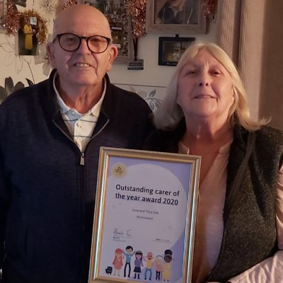 'Silent heroes' nominated for Outstanding Carer of the Year
