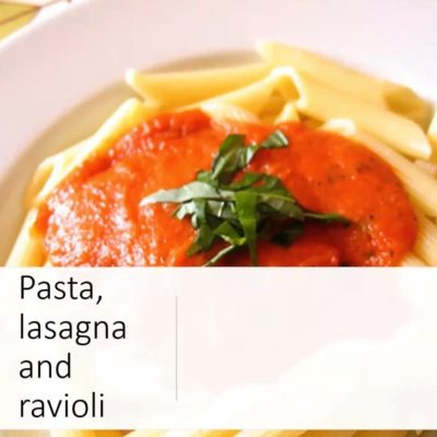Food of the World: Italy
