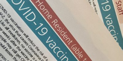 Covid vaccination programme rolled out at Ashfield House, Stourbridge and Botton Village