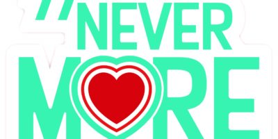 We're backing the #NeverMoreNeeded campaign
