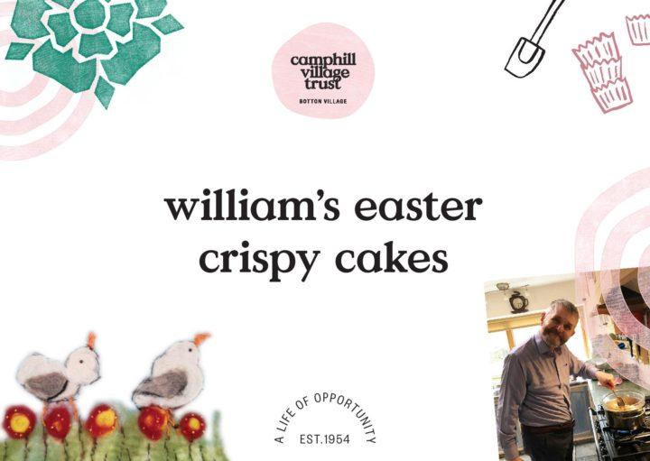 Williams Easter Crispy Cake recipe
