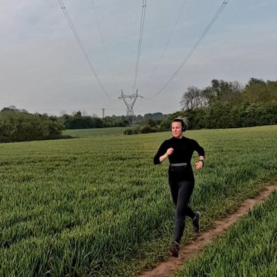 Janine's LEJOG running challenge for the Trust