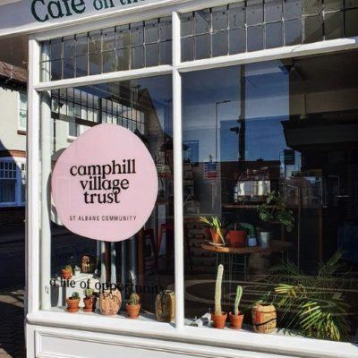 Café on the Corner